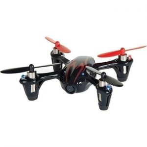 Hubsan X4 (H107C) 4 Channel 2.4GHz RC Quad Copter For Kids with Camera