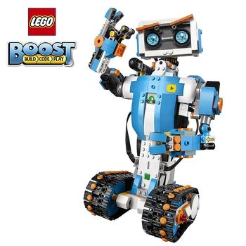 LEGO Boost Creative Toolbox Robot Building Set