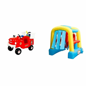 Little Tikes Spray & Rescue And Wacky Wash