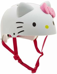 Bell Hello Kitty Child and Toddler Helmet