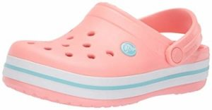 Crocs Kids Crocband Clog Slip On Water Shoe