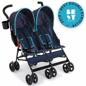 Delta Children LX Side by Side Stroller