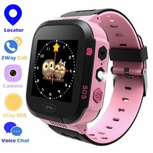Jsbaby Kids Smart GPS Watch
