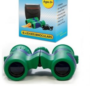 Kidwinz Shock Proof 8x21 Kids Binoculars