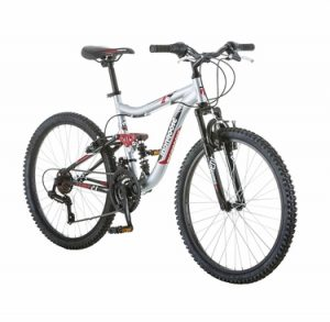 Mongoose Ledge Boys Mountain Bike