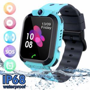 SZBXD Kids Waterproof Smart Watch Phone