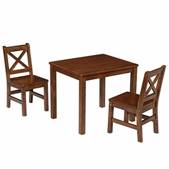 eHemco Kids Table And 2 Chairs Set