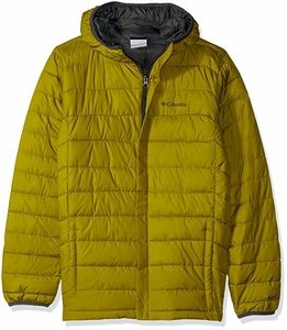Columbia Boys Powder Lite Water-Resistant Insulated Jacket