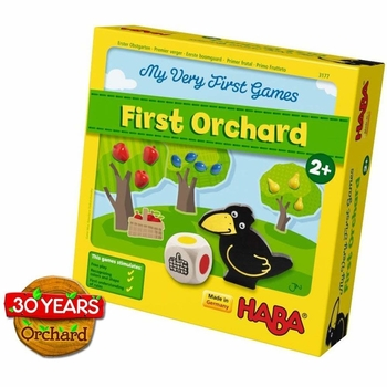 10 Best Toddler Games - HABA First Orchard