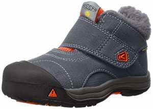 KEEN Kids' Kootenay Waterproof Winter Boot