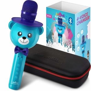 Karao King Wireless Karaoke Microphone For Kids