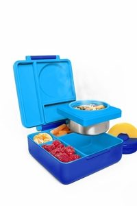 OmieBox Bento Lunch Box For Hot And Cold Food