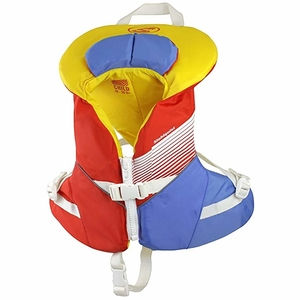 Stohlquist Kids Life Jacket Coast Guard Approved Vest For Children