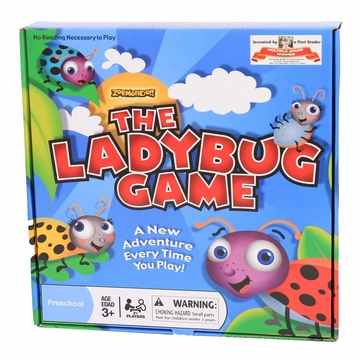 10 Best Toddler Games - The Ladybug Game