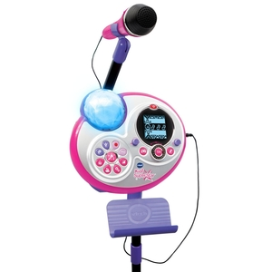 VTech Kidi Super Star Karaoke System With Mic Stand