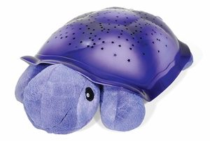 Cloud B Twilight Turtle Purple Night Light Soother