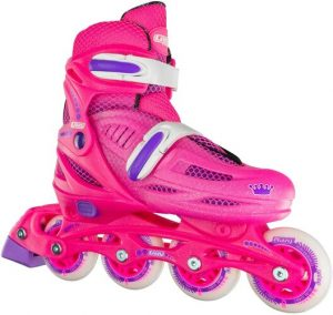Crazy Skates Adjustable Inline Skates