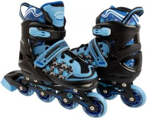 ELIITI Adjustable Kids Inline Skates