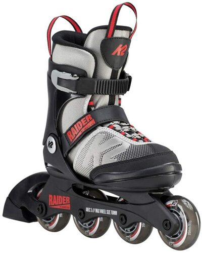 K2 Skate Youth Raider Inline Skates - Best Adjustable Model