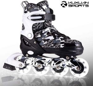Kuxan Boys Adjustable Inline Skates