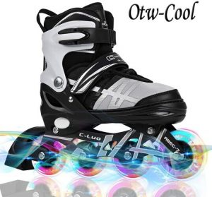 Otw-Cool Adjustable Inline Skates