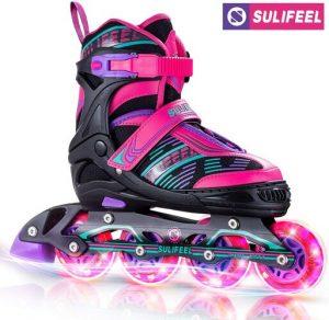 Sulifeel Arigena Inline Roller Skates