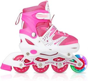 Tuko Kids Adjustable Inline Skates