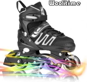 Woolitime Sports Adjustable Roller Skates