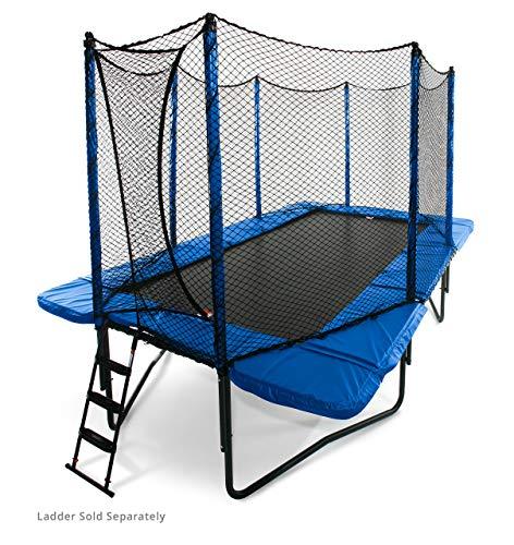 JumpSport Trampoline with Safety Enclosure