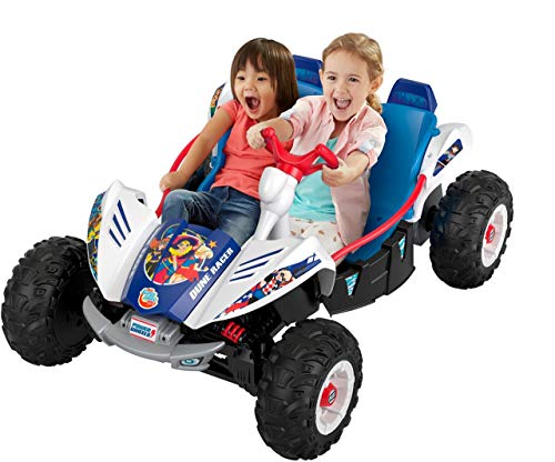 Power Wheels DC Super Hero Girls Dune Racer