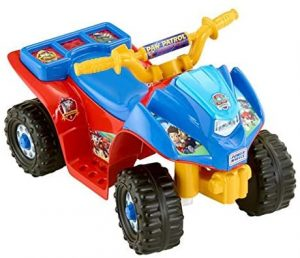 Power Wheels Nickelodeon PAW Patrol Lil Quad 1