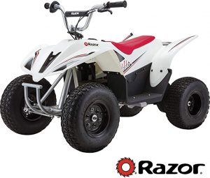Razor Dirt Quad 500 DLX Electric