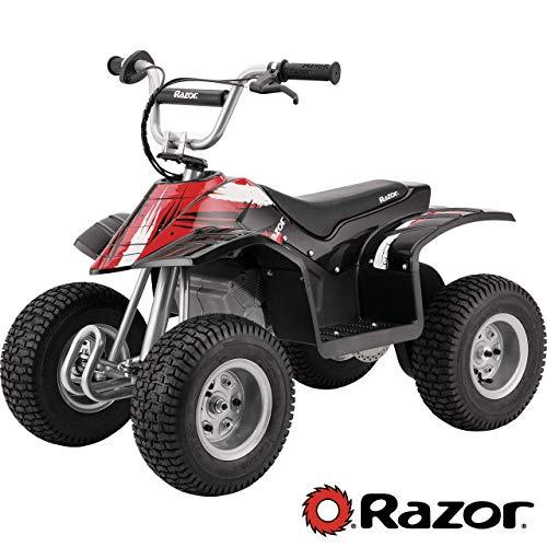 Razor Dirt Quad Electric Four-Wheeled Off-Road Vehicle