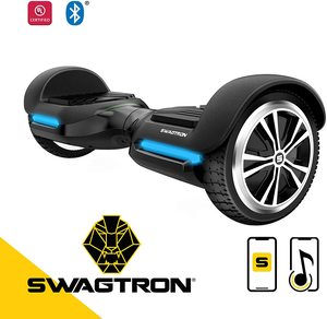 Swagtron App-Enabled Bluetooth Hoverboard