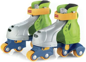 Fisher-Price Grow-with-Me Inline Skates