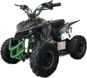 Kandi BENCHWHEEL Automatic ATV