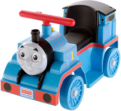 Power Wheels Thomas & Friends with Track - Top Pick