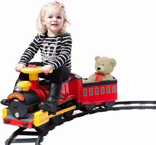 Rollplay Steam Train - Best Caboose Model