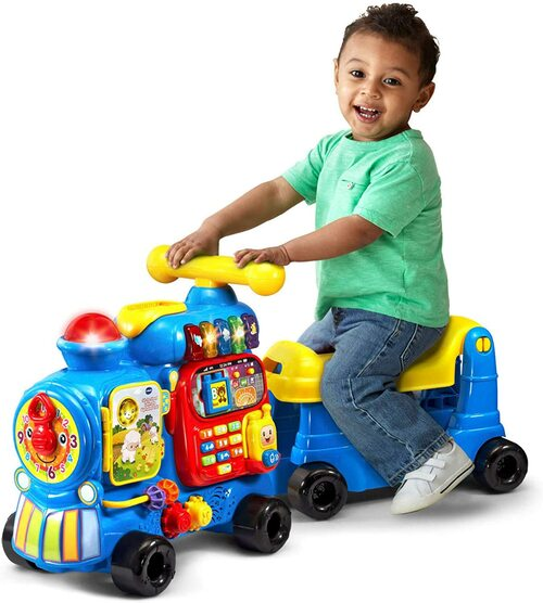 VTech Sit-to-Stand Ultimate Alphabet Train - Runner-Up