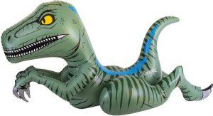 Giant Inflatable Raptor Jurassic Park Dinosaurs