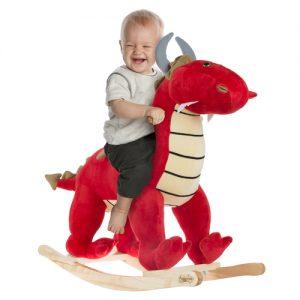 Happy Trails Rocking Animal Toy