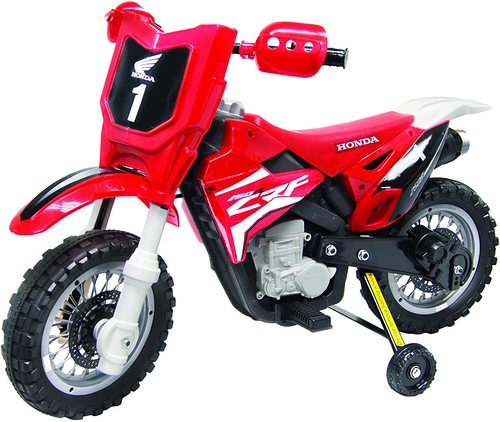 Honda CRF250R Dirt Bike