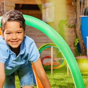 kids obstacle course ideas