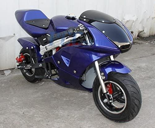 PCC MOTOR 40cc 4-Stroke Motorized Pocket Bike
