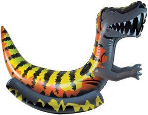 Poolmaster T – Rex Ride – On Dinosaur