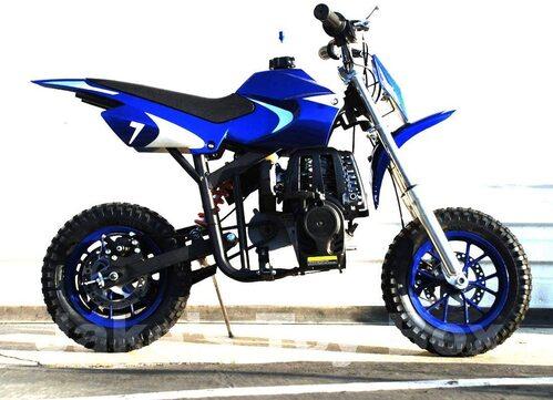 Starmax 40cc Gas Powered Mini Dirt Bike