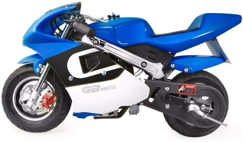 XtremepowerUS 40cc Gas Pocket Bike