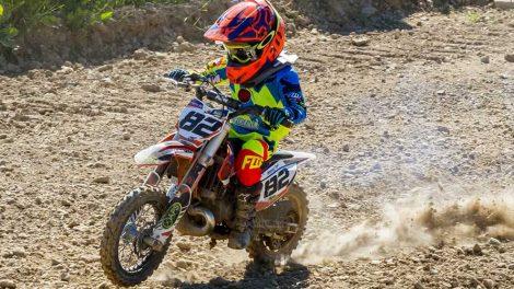 how much is a kids dirt bike