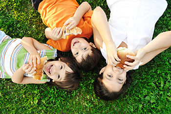 fun picnic foods for kids