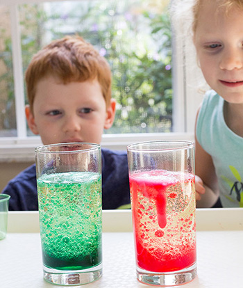 ideas for a kids science project
